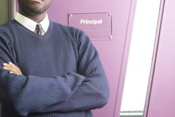 A school principal often holds an Ed.D.