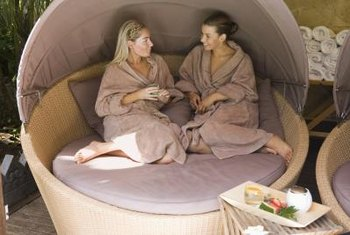 Make your spa's customers want to share their find with friends.