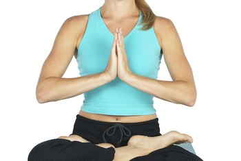Daily Bikram yoga sessions can help you work toward weight loss.