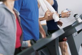 Treadmill walking does burn calories, but the slimming benefits may take a bit.