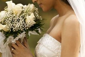 Wedding planners help organize the big event.