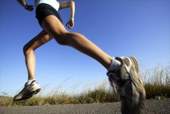 Not running can cause withdrawal symptoms similar to drug withdrawal.