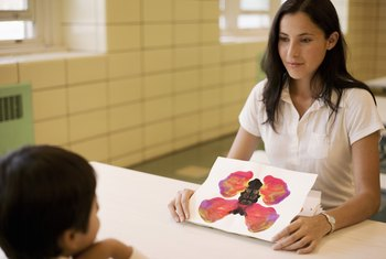 Speech therapists help patients with communication disorders improve their ability to speak.