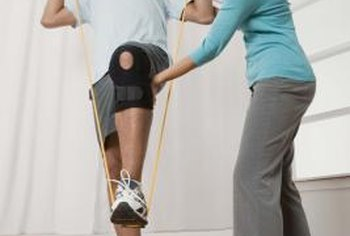 Physical therapists help patients restore movement through exercise.