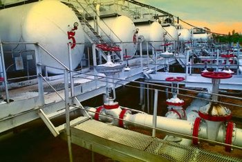 Supervising an oil storage facility carries a certain degree of risk.