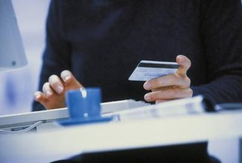 Build a solid business credit history using a business credit card responsibly.