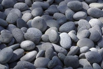 Pebbles have smooth, appealing shapes and subtle colors.