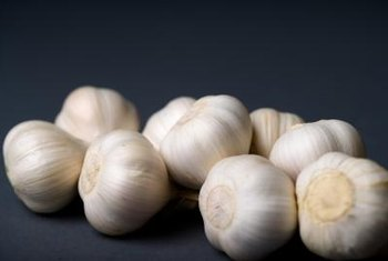Garlic and asparagus may share disease when planted together.