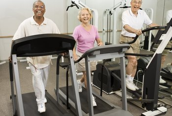 Stay fit during your golden years with regular exercise.
