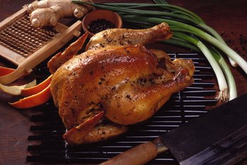Chicken is a protein-rich source of a variety of vitamins and minerals.