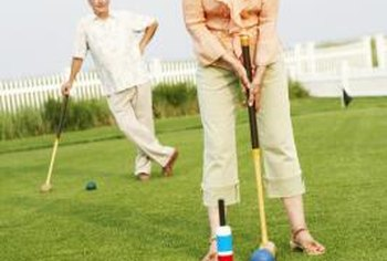 Recreational activities, such as games, can improve seniors' quality of life.