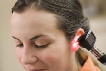 If you suffer from persistent or recurring earaches, see a doctor to avoid serious damage to the ear.