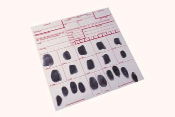 Applicants are occasionally required to be fingerprinted as a condition of employment.