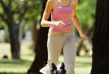 Increasing your running pace leads to a higher calorie burn.