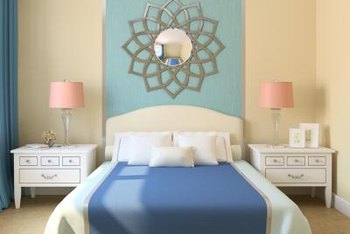Wall Color Ideas For A Blue And White Bedroom Home Guides Sf Gate