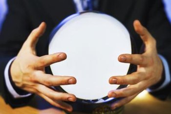 Business forecasts are best-guess predictions about what a business expects to achieve in the future.