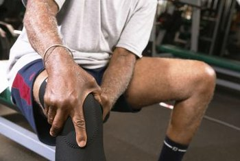 Knee pain can slow down, or even completely halt, an exercise program.