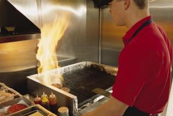 Grill cooks serve an important role fast food restaurants.