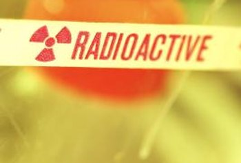 Radioactivity is due to atoms with unstable atomic nuclei