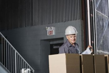 Inventory tracking and management systems provide extensive information on where inventory resides under a company's control.