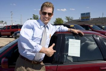Shopping for a used car can bring you into contact with all types of unsavory characters.