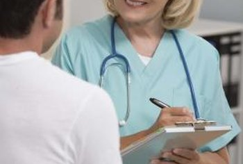 Psychiatric nurses help diagnose and treat patients with mental disorders.
