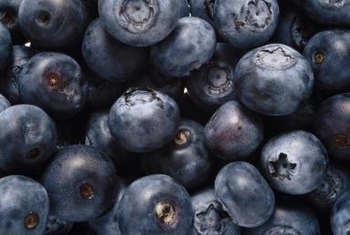 Blueberries contain plant chemicals that may help lower your cholesterol.