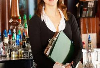 Management trainees are responsible for the cleanliness of bars and cafes.