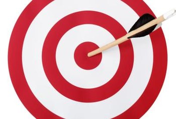 Objectives help employees take aim at performance targets.