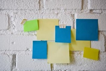 Eliminate sticky notes by linking Evernote to NovaMind.