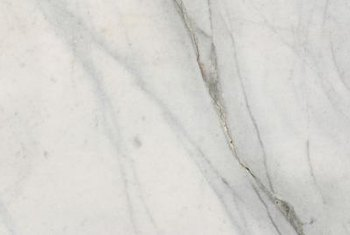 Marble is associated with wealth and decadence.
