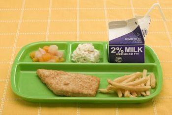 A school's focus on nutrition should not be limited to the cafeteria.