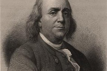 Benjamin Franklin helped to establish two of Pennsylvania's six oldest colleges.