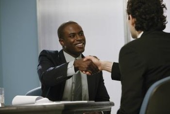A successful interview can be undone by a negative background check.