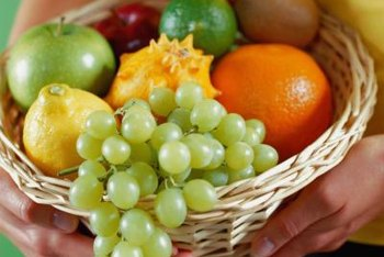 Select fruit in season for the best taste.