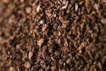 Ground coffee is a common staple in many cultures.