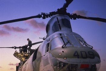 Small businesses can compete for U.S. military contracts.