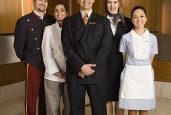 Hotels offer job seekers a wide variety of non-retail summer job opportunities.