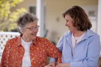 Home health nurses create and undertake risk.
