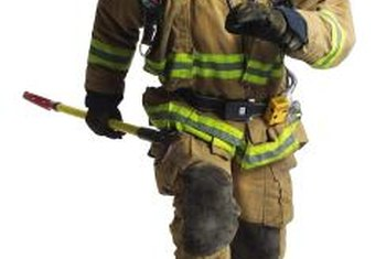 Firefighters must perform while wearing heavy gear.