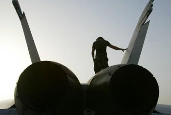 Marines working on classified aircraft or missions might need security clearances.