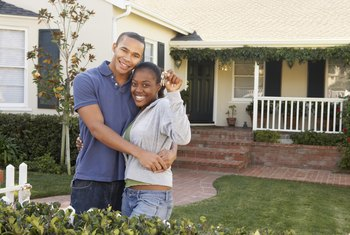 Engaged couples can buy a house before getting married.