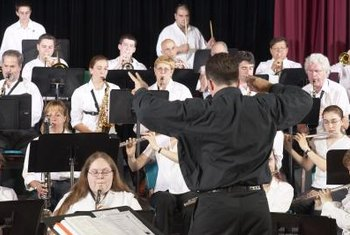 Band directors must know how to read music and conduct.