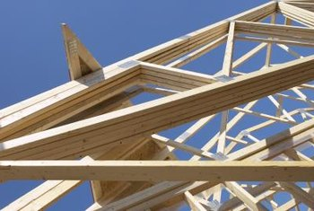 Vaulted trusses are the simplest way to achieve an interior ceiling vault.