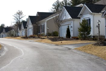 Your subdivision might have deed restrictions.