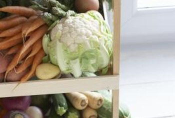 Stock your kitchen with gluten-free fruits and veggies.