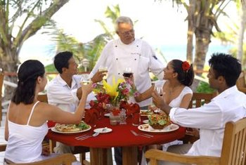 The food and beverage director must ensure customer satisfaction at a hotel's restaurants.