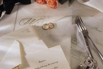 Quality invitations help your clients set the tone for their special event.
