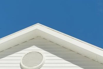 Over time, vinyl siding becomes dirty, dusty and faded.