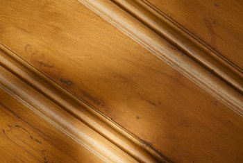 Cedar has natural oils that protect it without a finish.